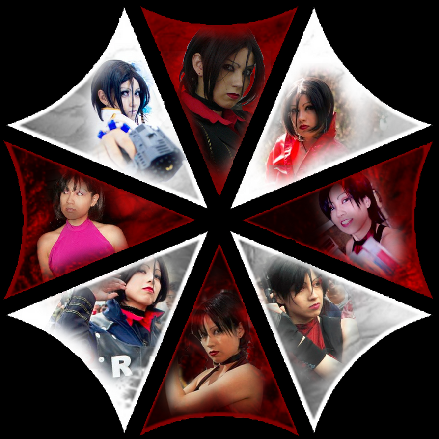 Ada Wong all suits by AlexiaDeath10