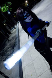 Nightwing Ready! by AlexielDeath10