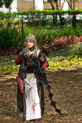 Aranea Highwind Cosplay by AlexielDeath10