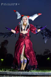 Ultimecia Cosplay by AlexielDeath10
