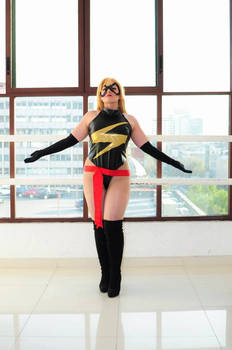 Carol Danvers - Miss Marvel