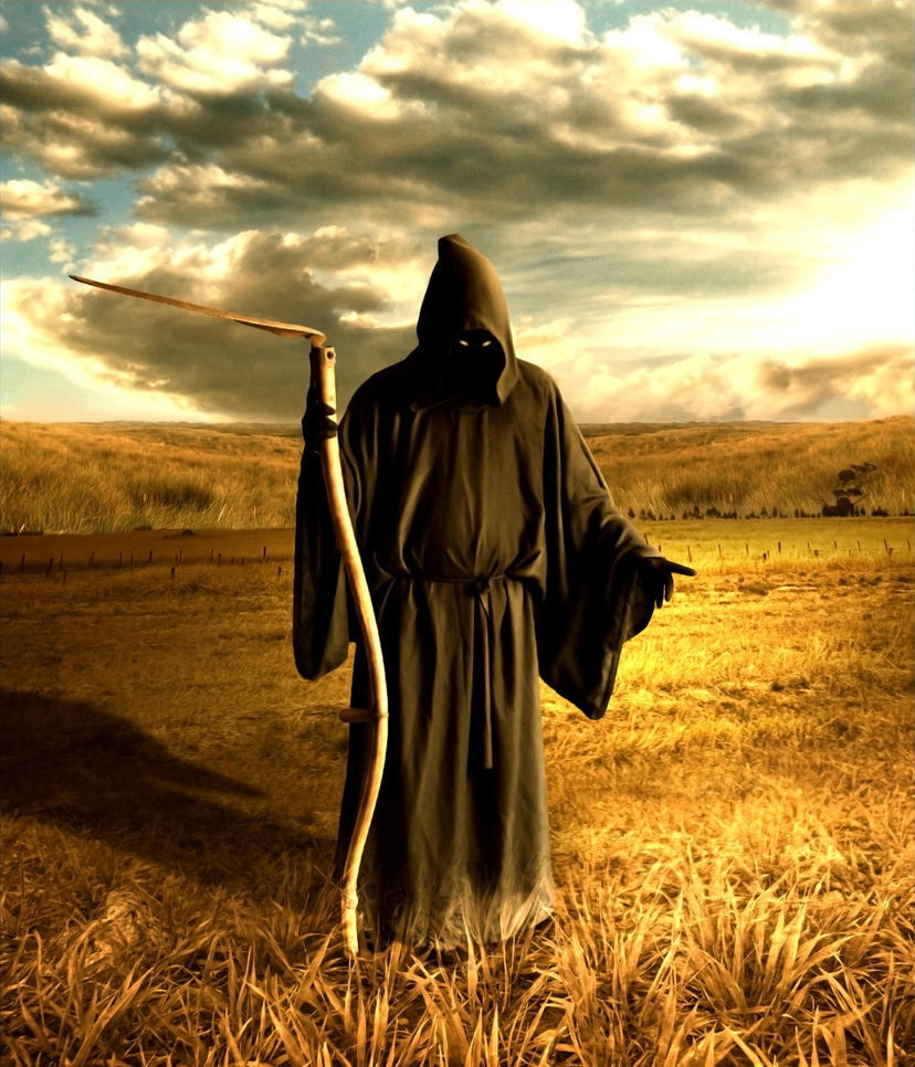 The Reaper by Cosmas