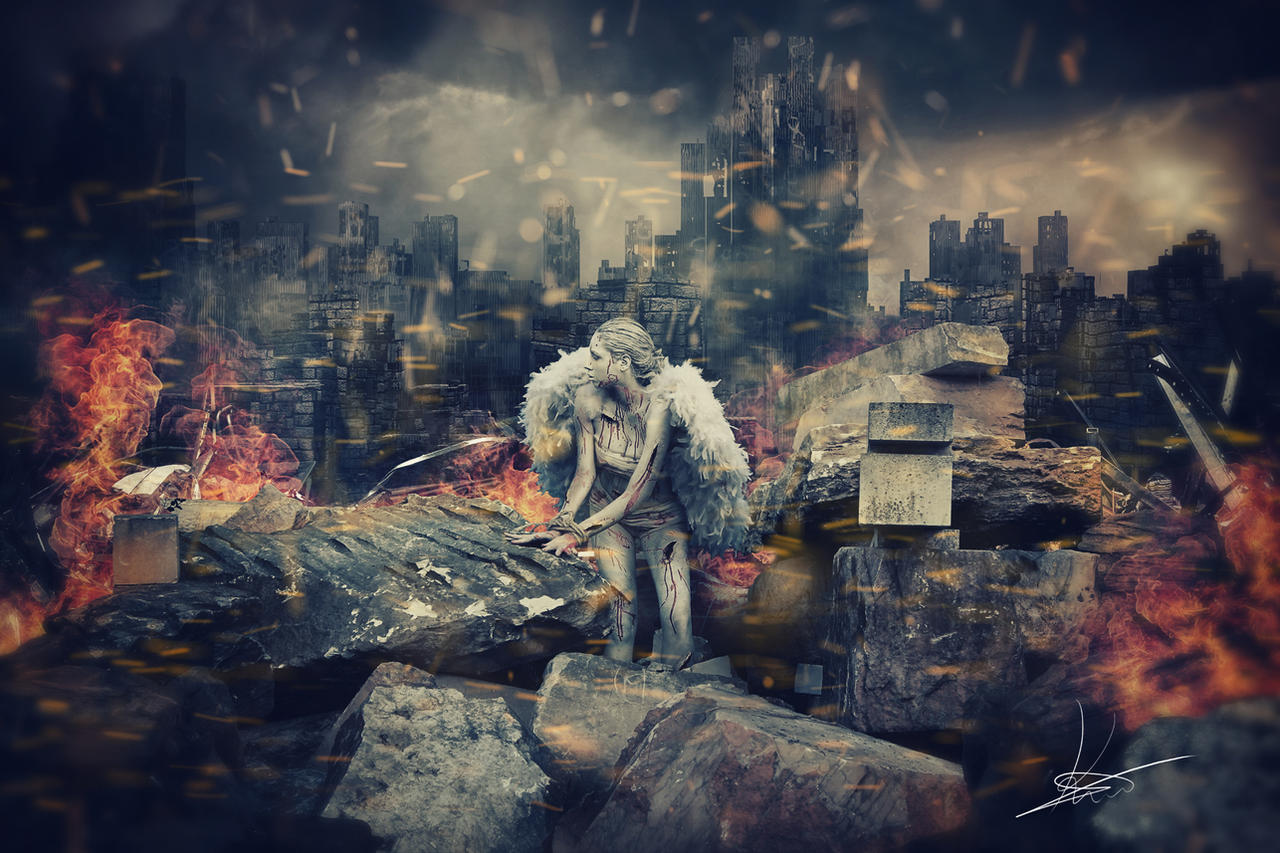 Welcome to Earth by Cosmas