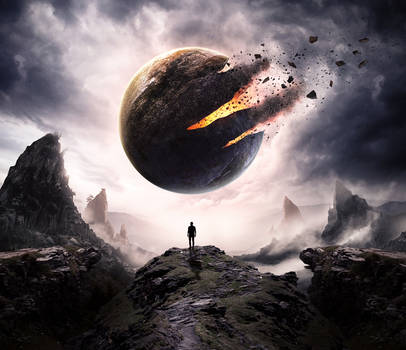 The fall of mankind by Cosmas