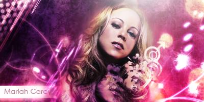 Mariah Carey by iTinkerego