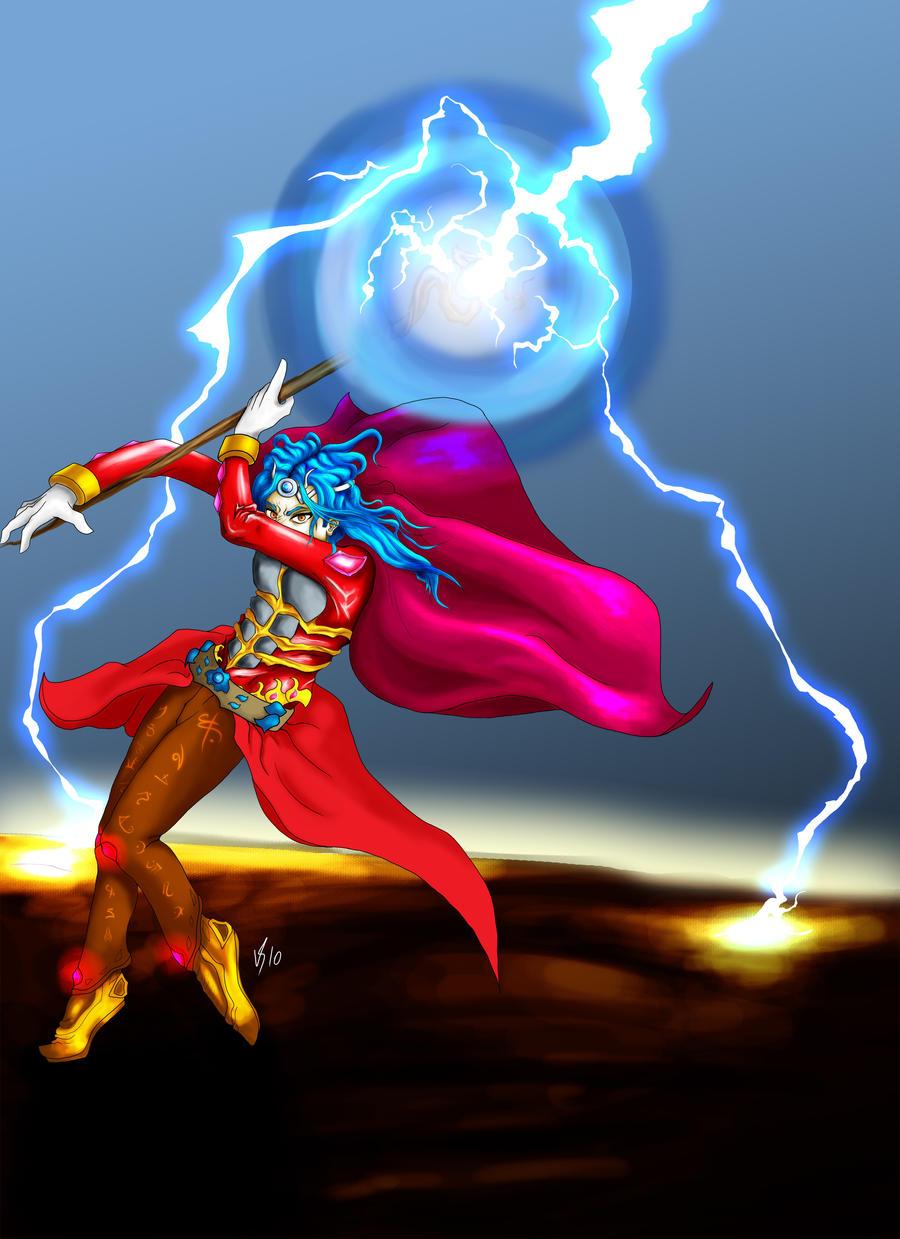 FEZ Contest - Thunderbolt by vitorxvr