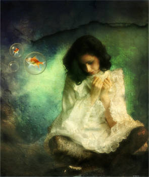 ..:Girl with fish:..
