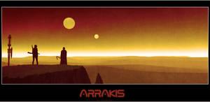 Arrakis by ShaneGallagher