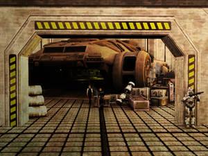 Hangar Workshop by ShaneGallagher