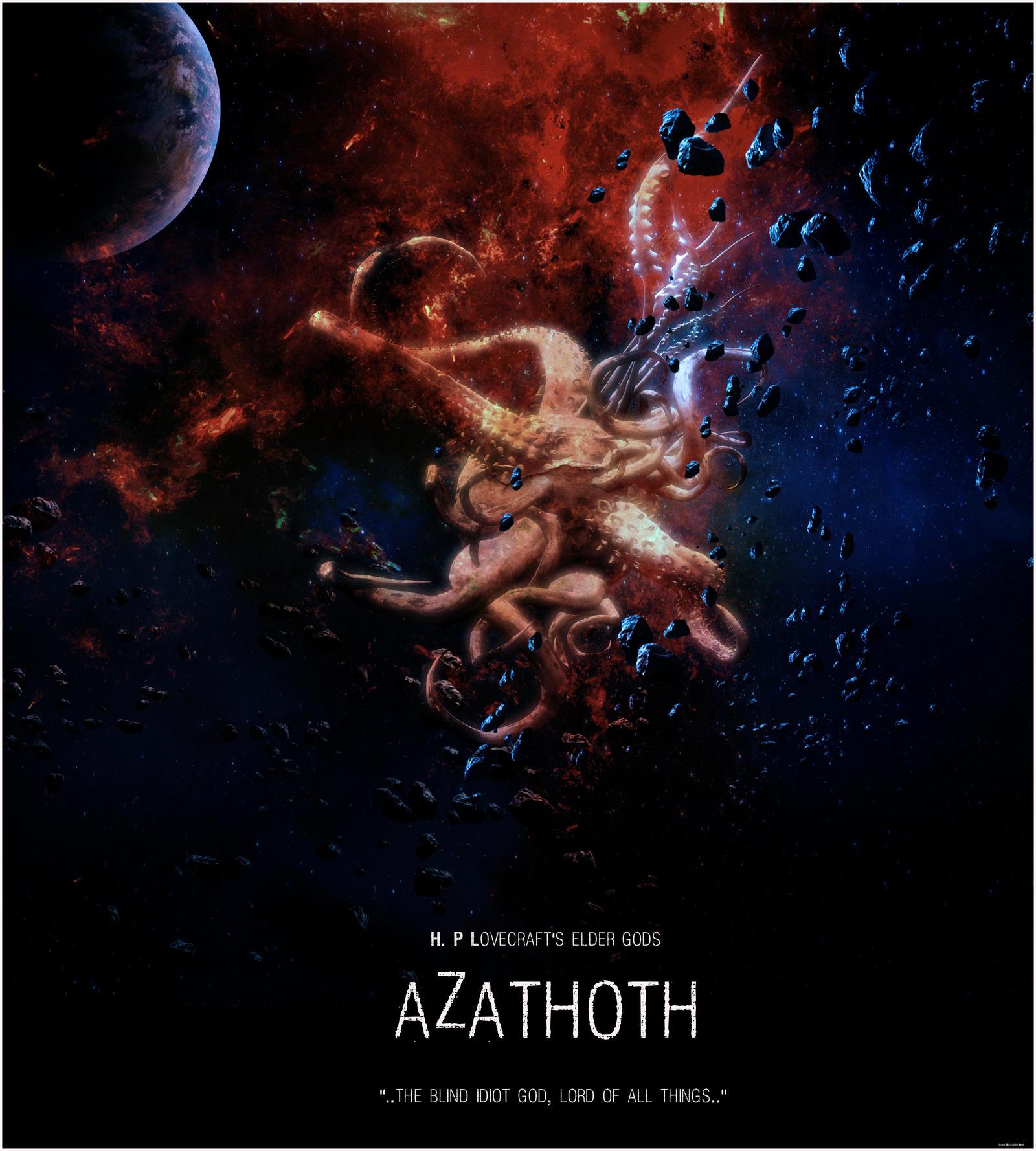 Azathoth Vs Cthulhu Azathoth by ShaneGalla...