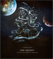 Shub Niggurath by ShaneGallagher