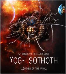 Yog- Sothoth by ShaneGallagher
