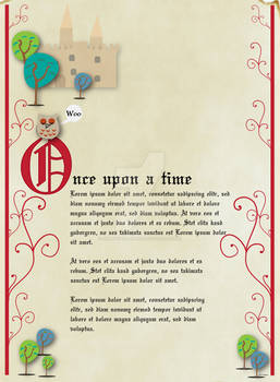 Once Upon A Time - updated