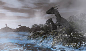 The Dragons of Earthsea