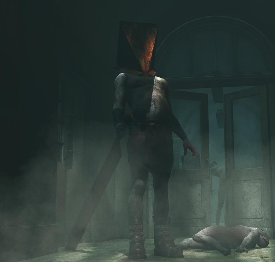 Silent Hill fan Art by ShaneGallagher