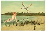 Whitby Beach 1895