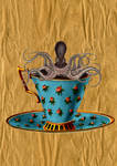 The monster's teacup.