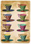 Warhol's teacups