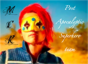 Post-Apocalyptic Superheroes I