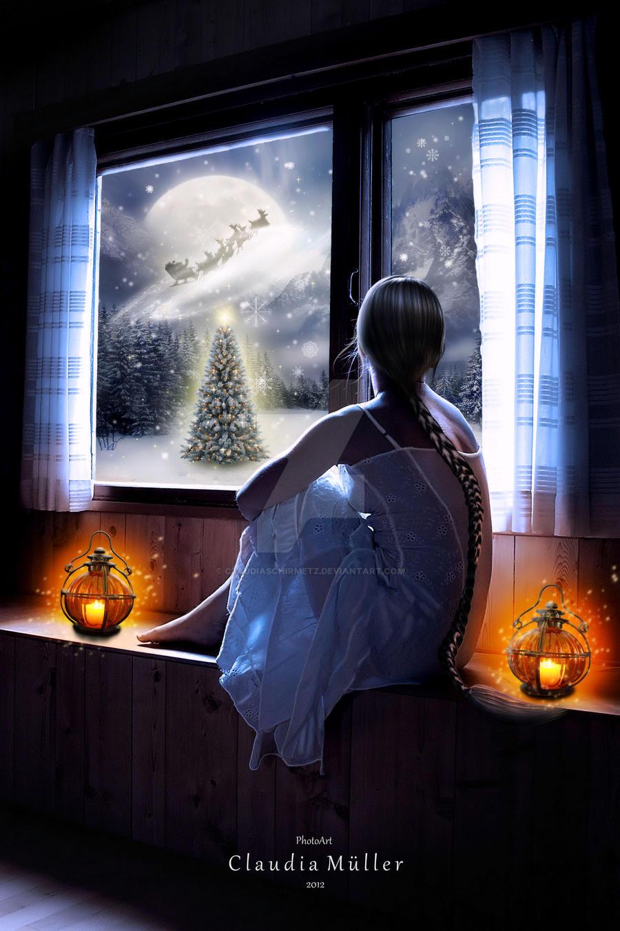 Merry Christmas 2012 by ClaudiaSchirmetz