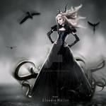 Demon Queen by ClaudiaSchirmetz