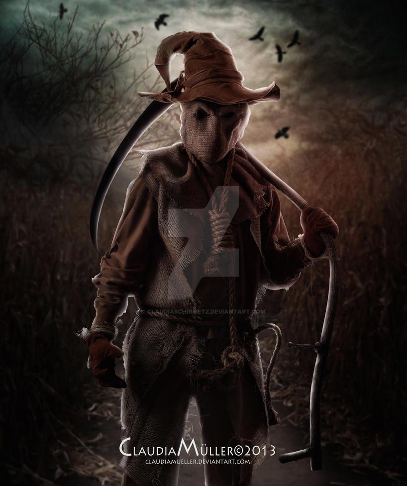 Scarecrow by ClaudiaSchirmetz