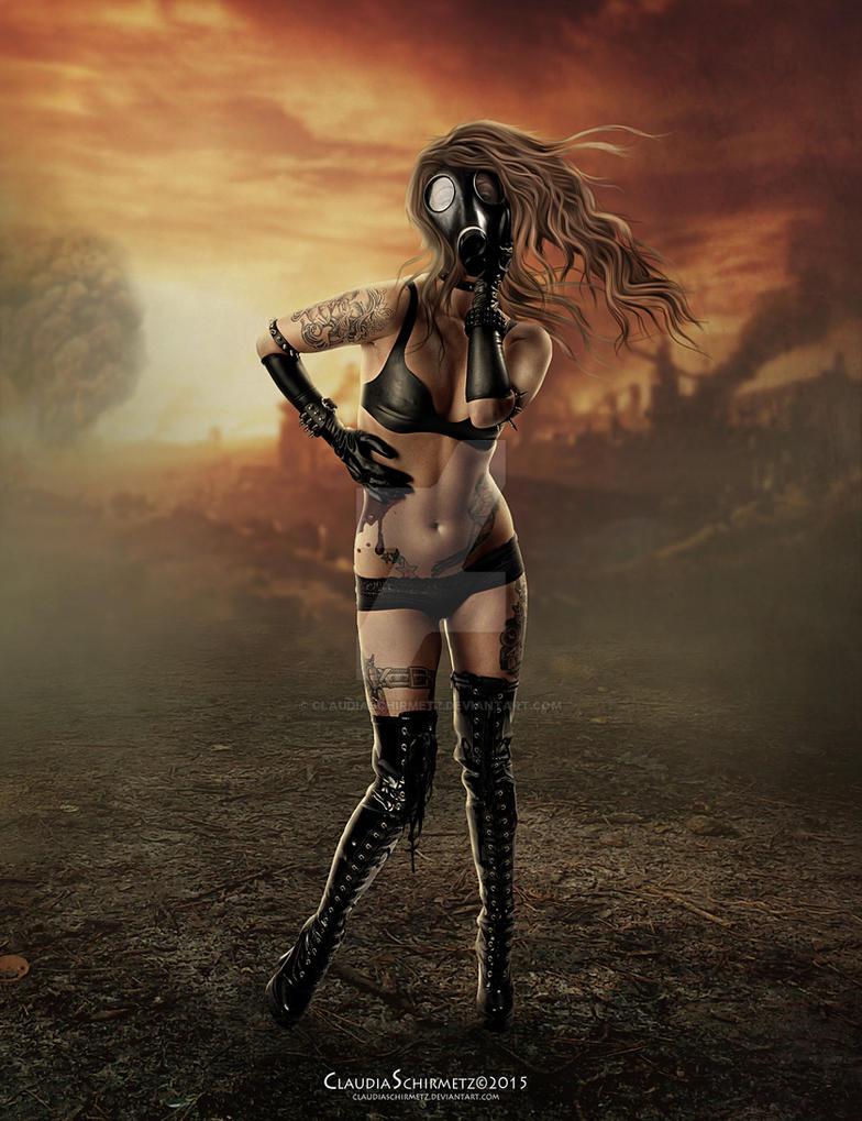 Apokalypse by ClaudiaSchirmetz