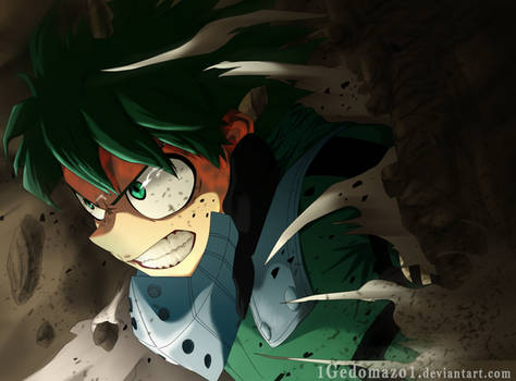 My Hero Academia 152 - Just In Time!