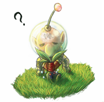 Pikmin - A New Discovery... by rustyyy