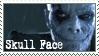 Skull face Stamp 2 by Kurumii-chan