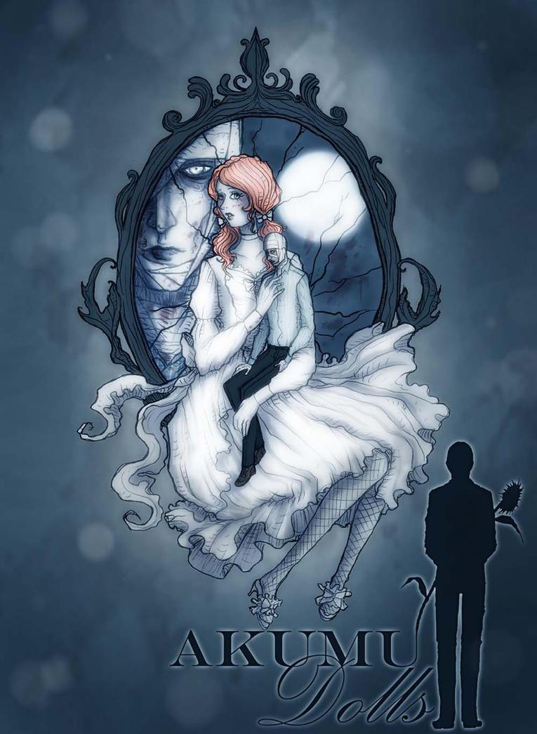 Slightly chipped Full Moon ~ AKUMU DOLLS Cover by Kurumii-chan