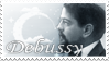 Debussy Stamp by Kurumii-chan