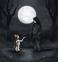 A Sacrifice Of Blood And Bone by Kurumii-chan
