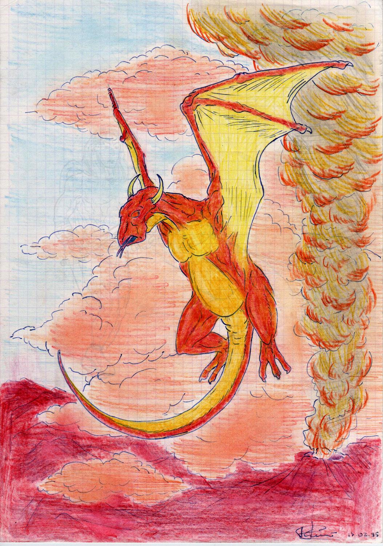 Dragon1 by ArcasCronifer
