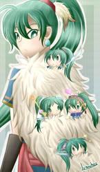 Legendary Fluff by NLunachi