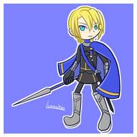 Puyo Puyo style Dimitri