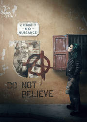 Do not believe by Ninurta-Ningirsu