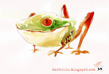 Frog mix by DarkElin