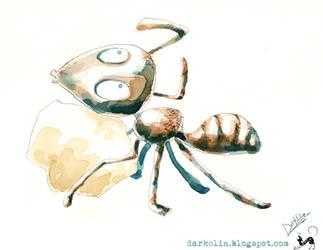 The Ant by DarkElin
