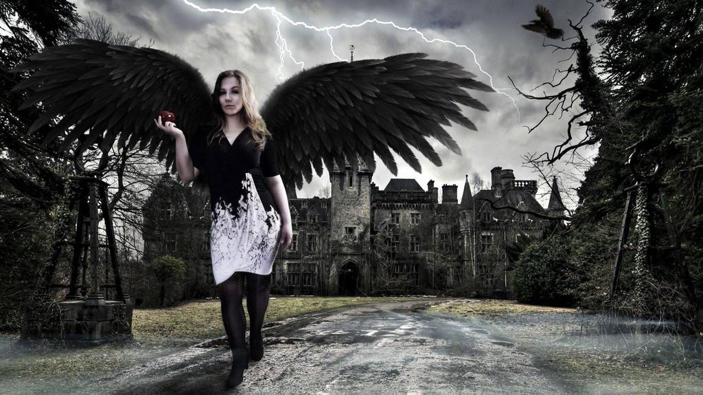 The evil queen by Koralene