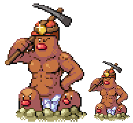 Muscular Dugtrio by BooGhostly