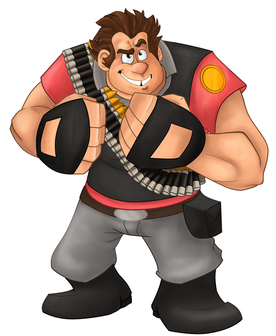 The gallery for --> Wreck It Ralph Vs Mario