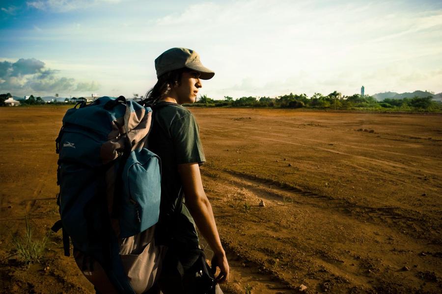 Traveler by feijaocomarroz