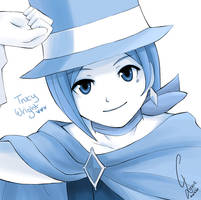 trucy wright by Martelca