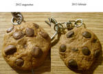 half-year polymer clay (cookies)