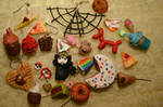 My polymer clay creations