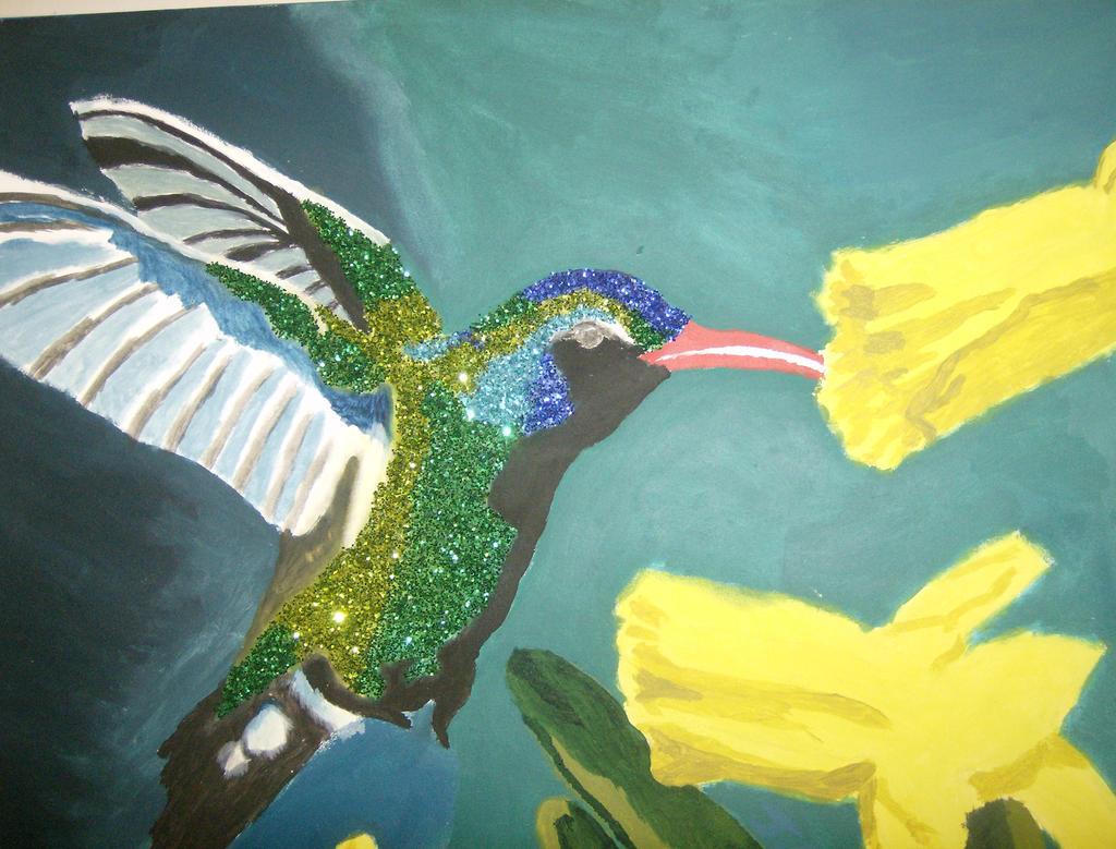 Colibri by Zeroragnarok