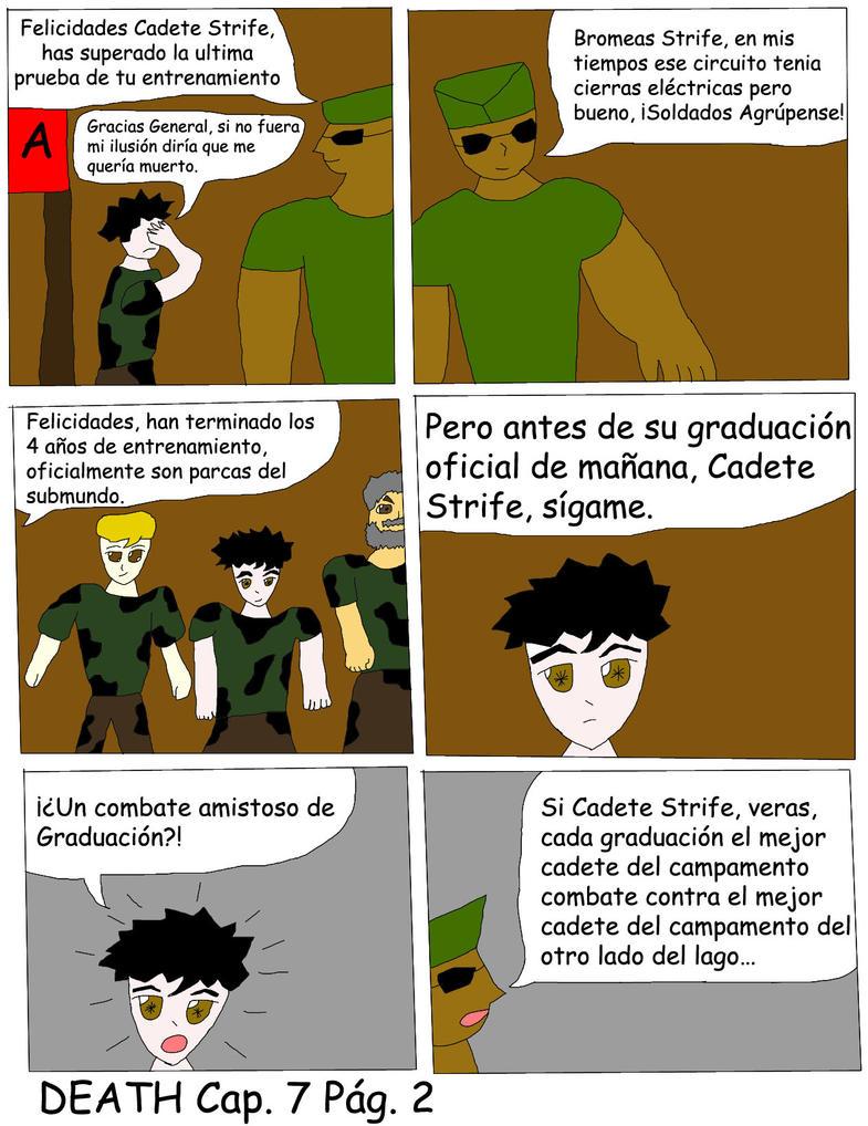 DEATH Capitulo 7 Pagina 2 by Zeroragnarok