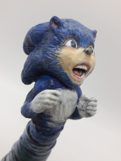 Sonic The Hedgehog Movie Figure 06 By Gamadory On Deviantart