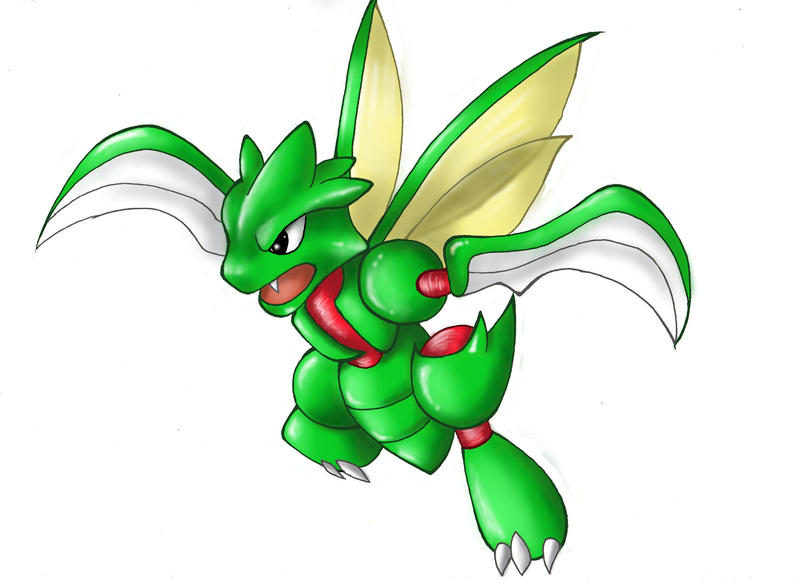 scyther 2 pokemon - photo #31